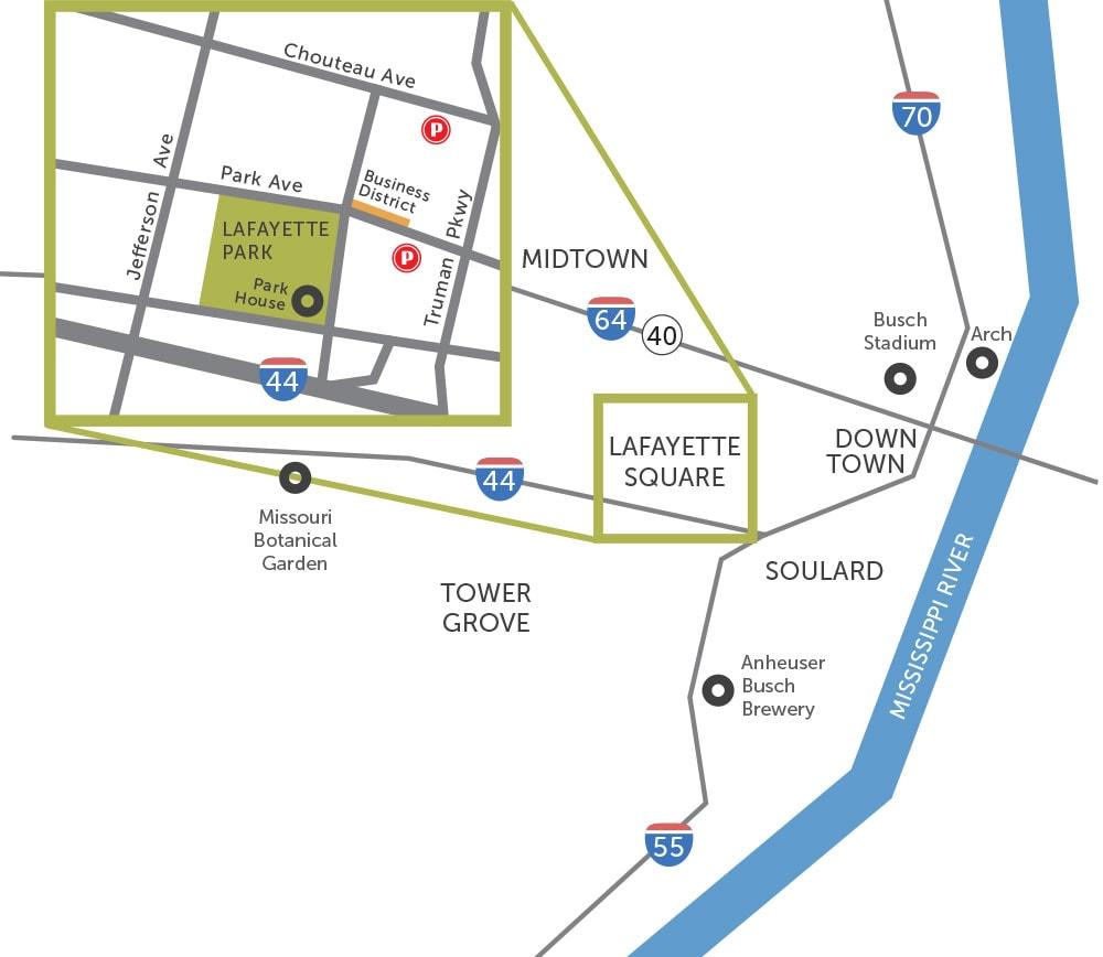 Visit-map