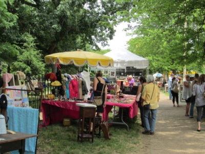 Lafayette Square Antique Fair