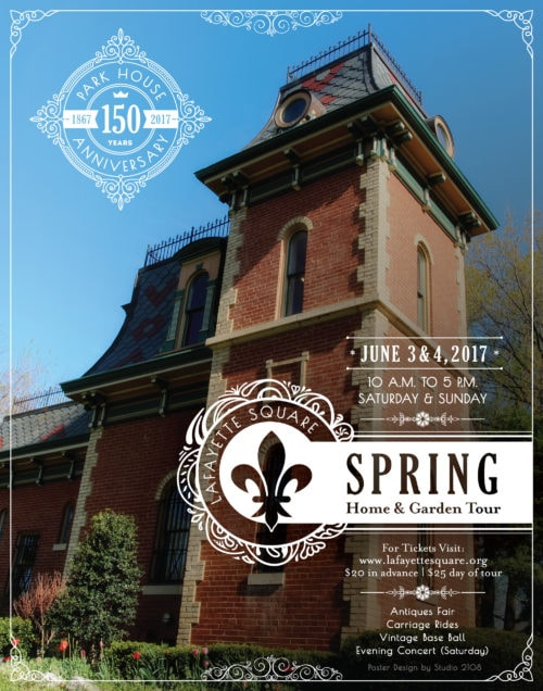 2017 Spring Home Tour: 2017 Spring Home & Garden TourLafayette Square
