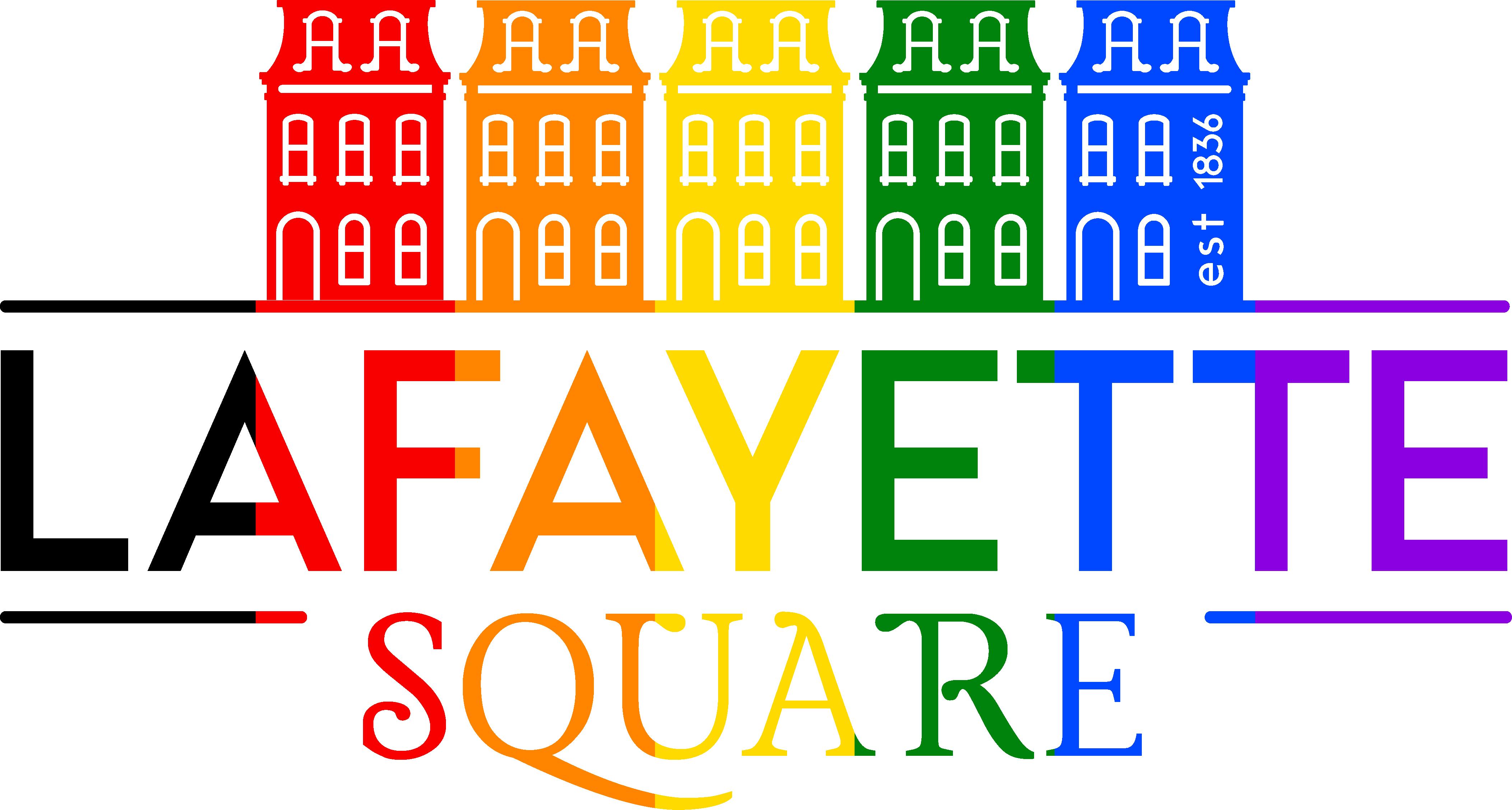 Lafayette Square Pride Logo