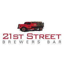 21st Street Brewers Bar Logo