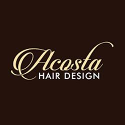Acosta Hair Design Logo