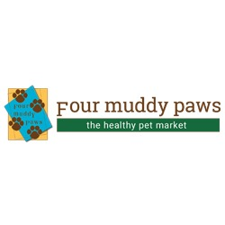 Four Muddy Paws Logo