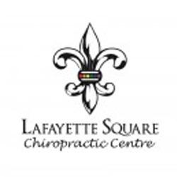 Lafayette Square Chiropractic Centre Logo