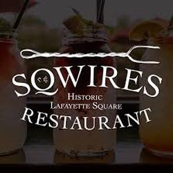 SqWires Restaurant & Annex Logo